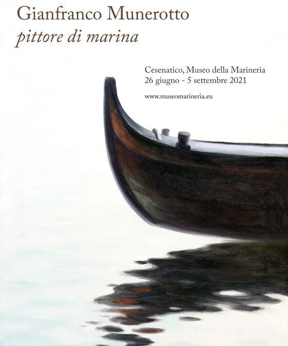 Gianfranco Munerotto pittore di marina